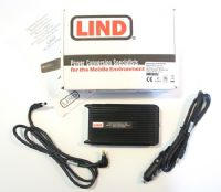 Lind CF-LND80S-FD DC Panasonic Toughbook 12v 12-16 Vdc Car Charger - New